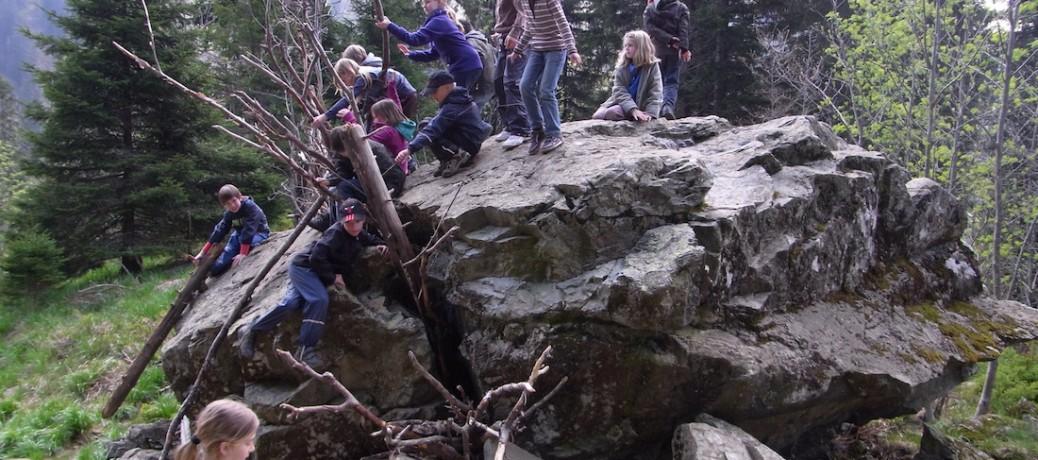 Spannende Aktivitäten für Kinder & Jugendliche