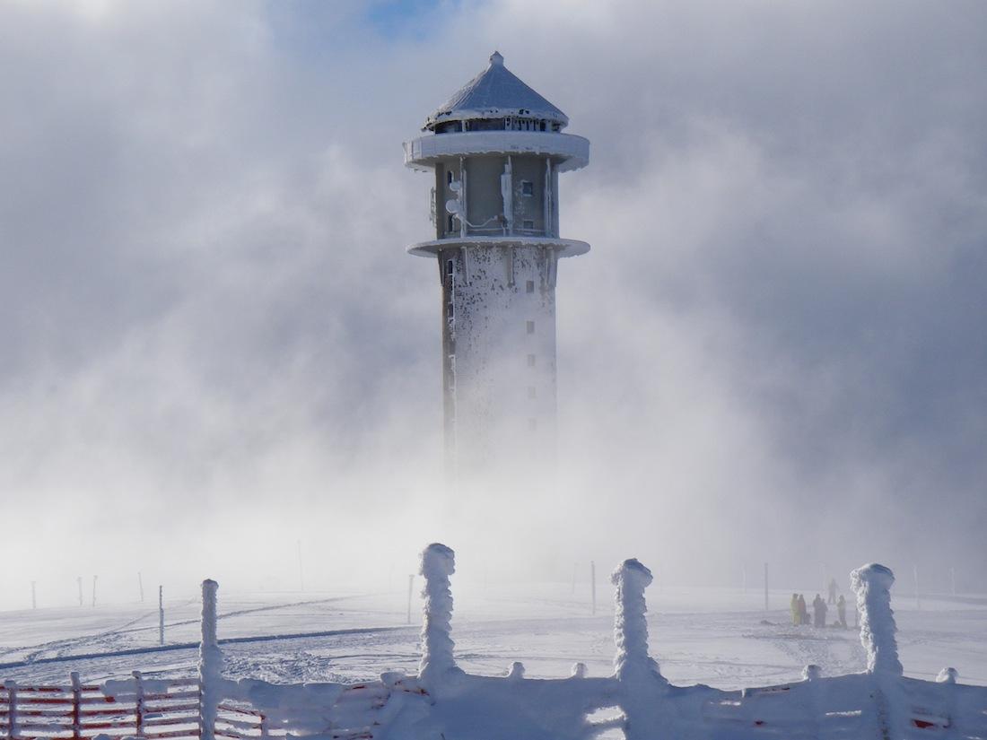 Winterimpressionen vom Feldberg